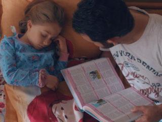 D4D advertisement 'Leja prindërore për barazi gjinore'